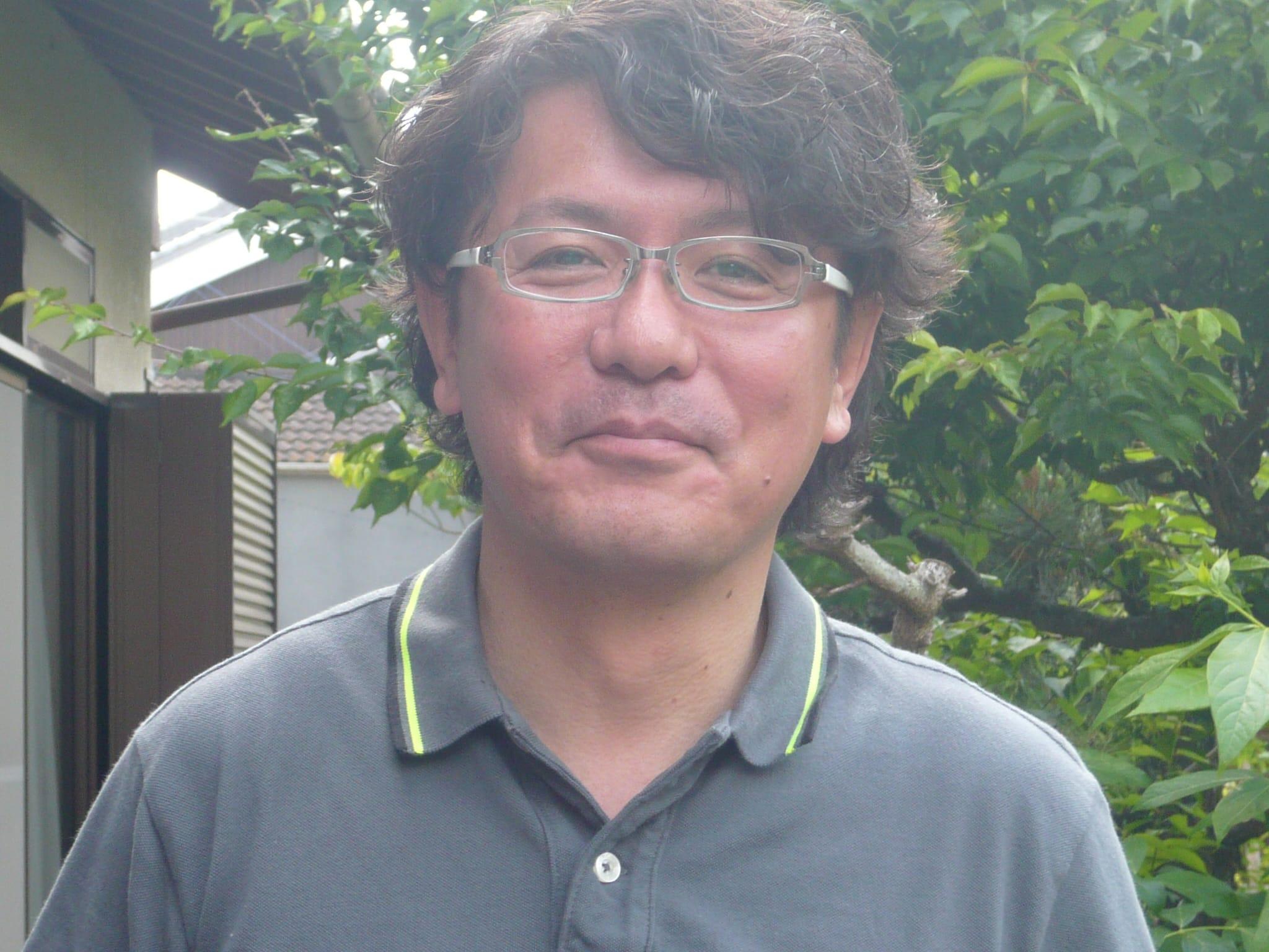木津川ダルク代表 加藤武士さん